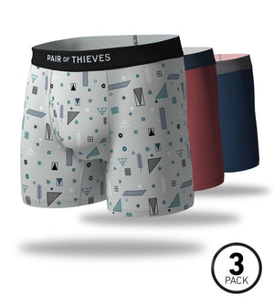 Do You Even SuperSoft Boxer Brief 3 Pack
