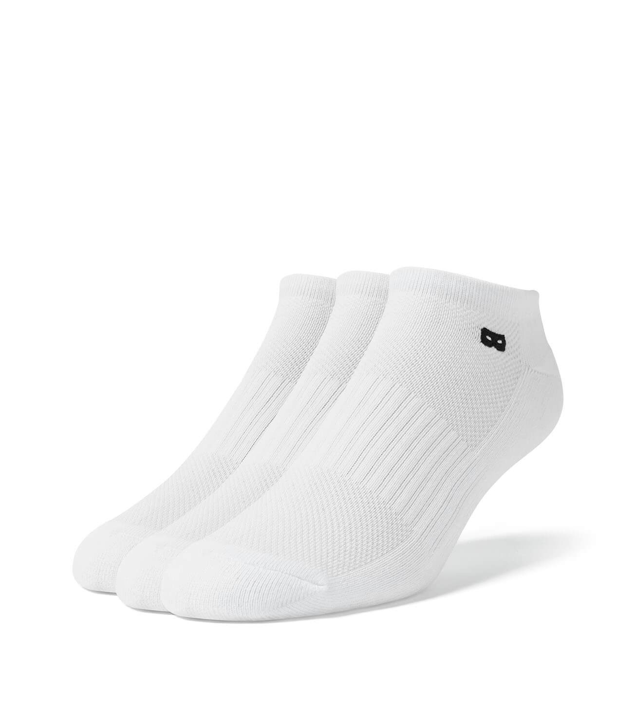 Whiteout Women's Low-Cut Socks 3 Pack