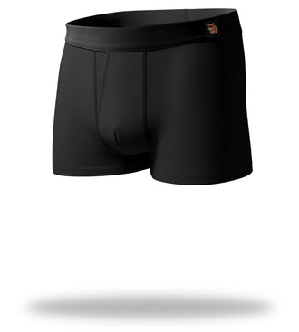 The Solid Gold Black SuperSoft Trunk
