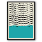 Abstract Minimalist Art Canvas Print #2