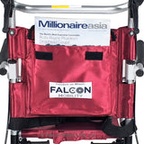 Kursi Roda Falcon Micro Dengan Travel Bag