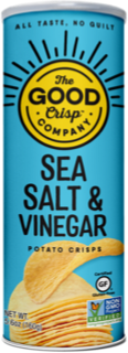Sea Salt <br>& Vinegar