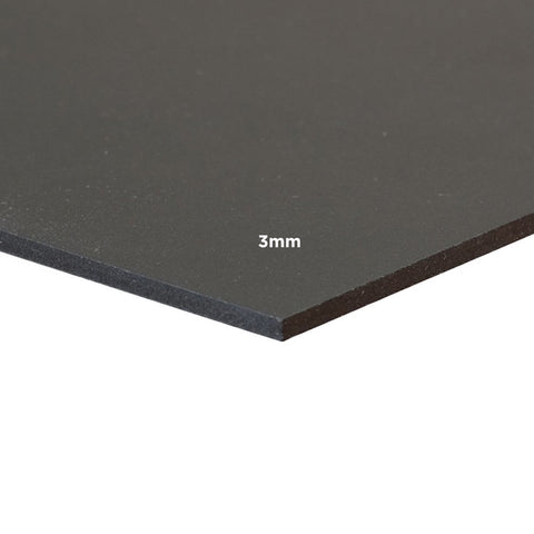 Black Sintra PVC Multi Packs