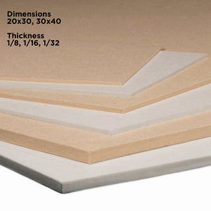 White + Basswood Taskboard Multi Packs
