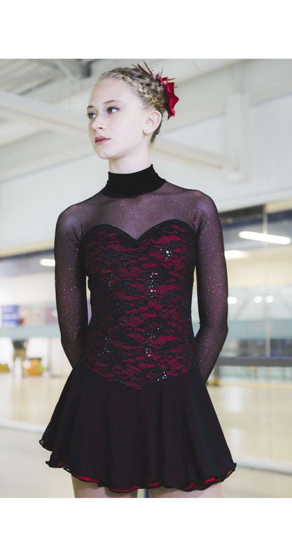 Elite Xpression Classic Tango Dress