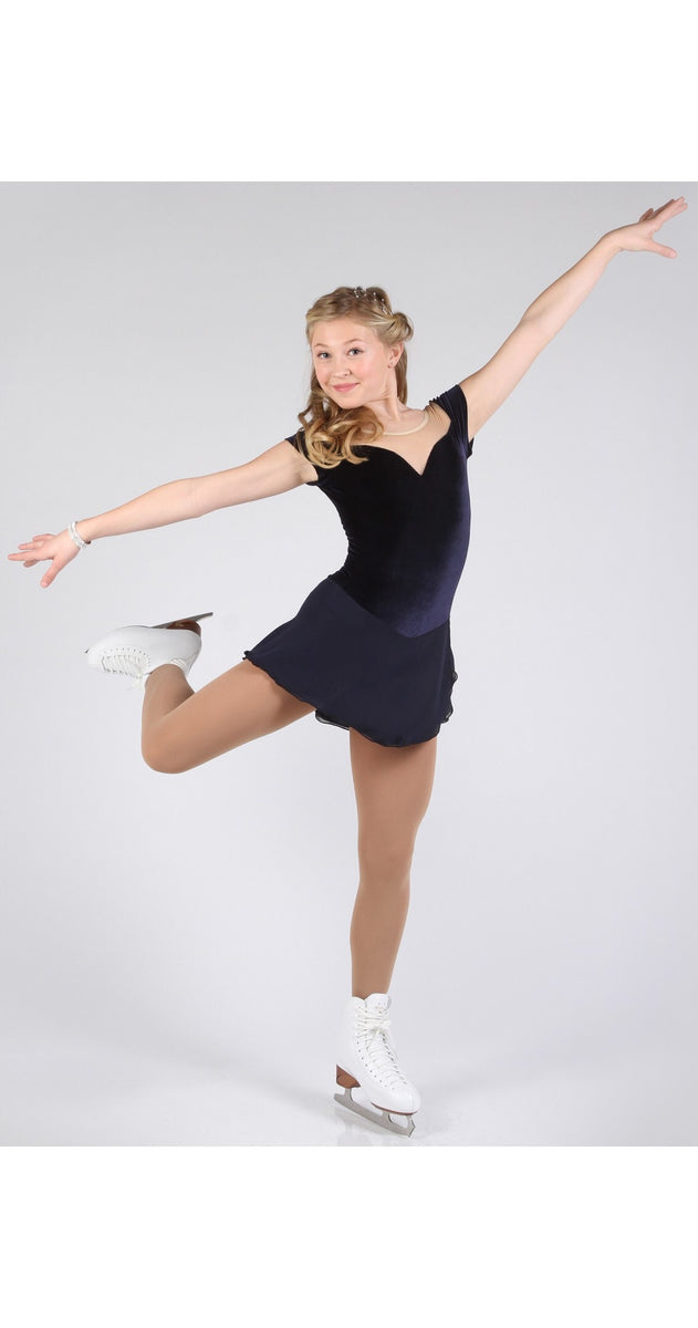 Elite Xpression Gracie Gold Navy Dress – Skaterz KCGracie Gold Dress