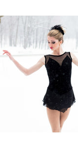 Elite Xpression Black Swan Dress