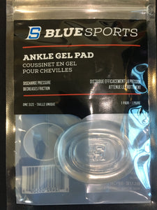 Blue Sports Ankle Gel Pad