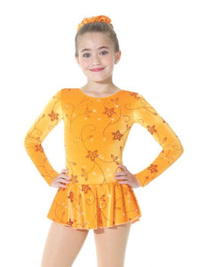 Mondor Born to Skate Glitter Dress 02723