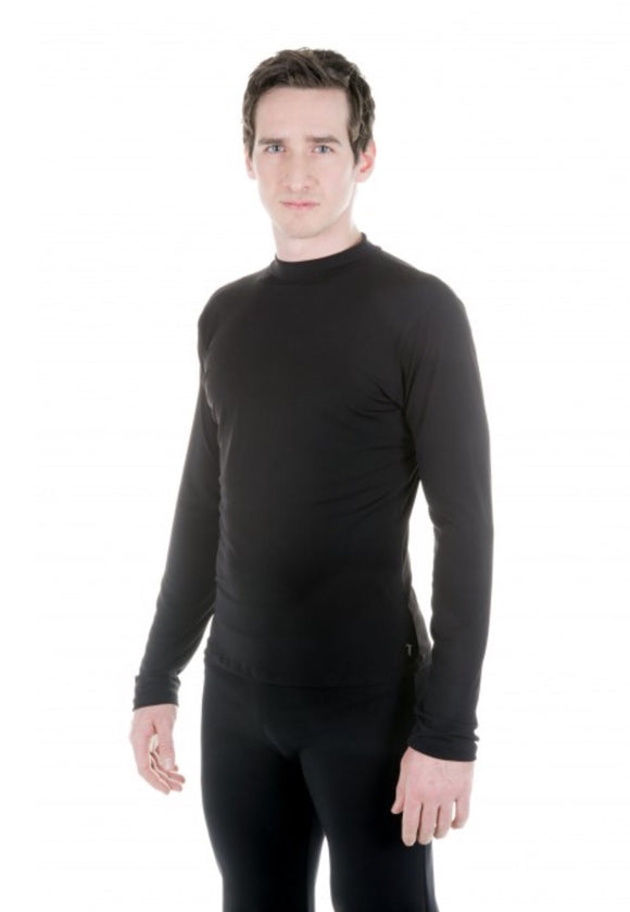 Xpression Men's Basic Long Sleeve Shirt
