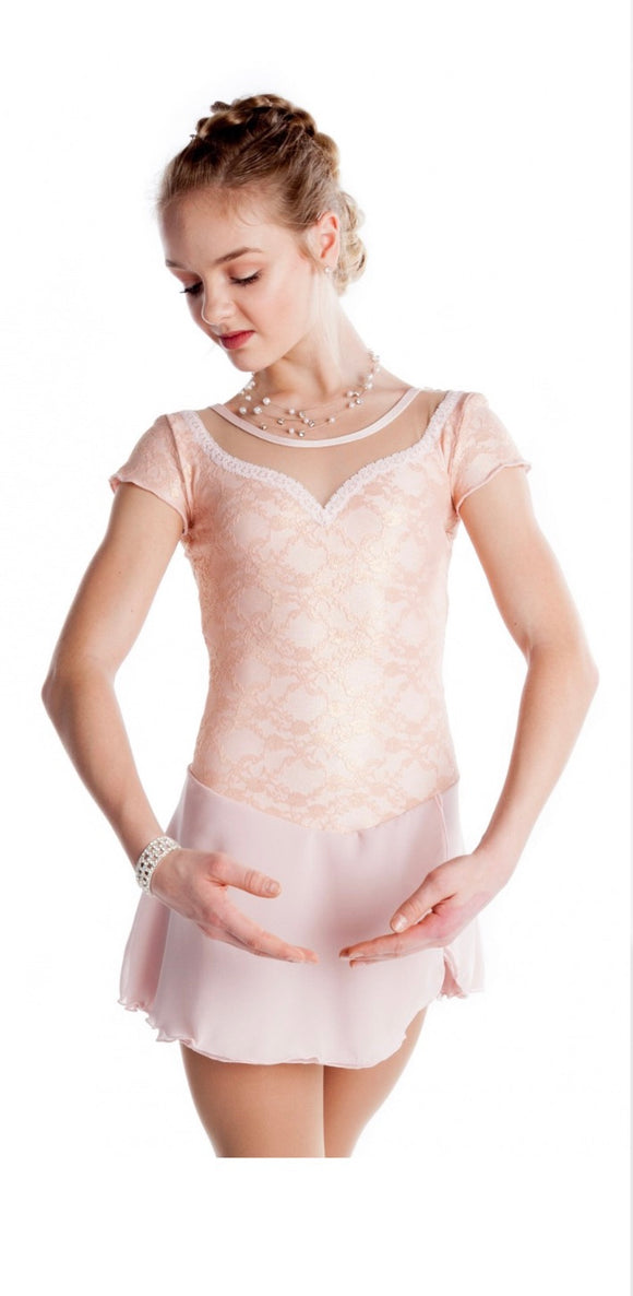 Elite Xpression Blush Dreamer Dress
