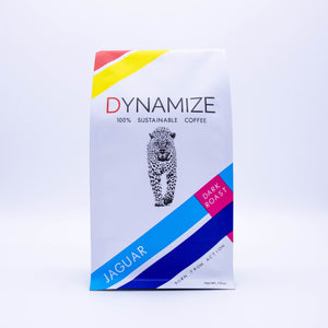 Dynamize Coffee, 12 oz - Dark Roast
