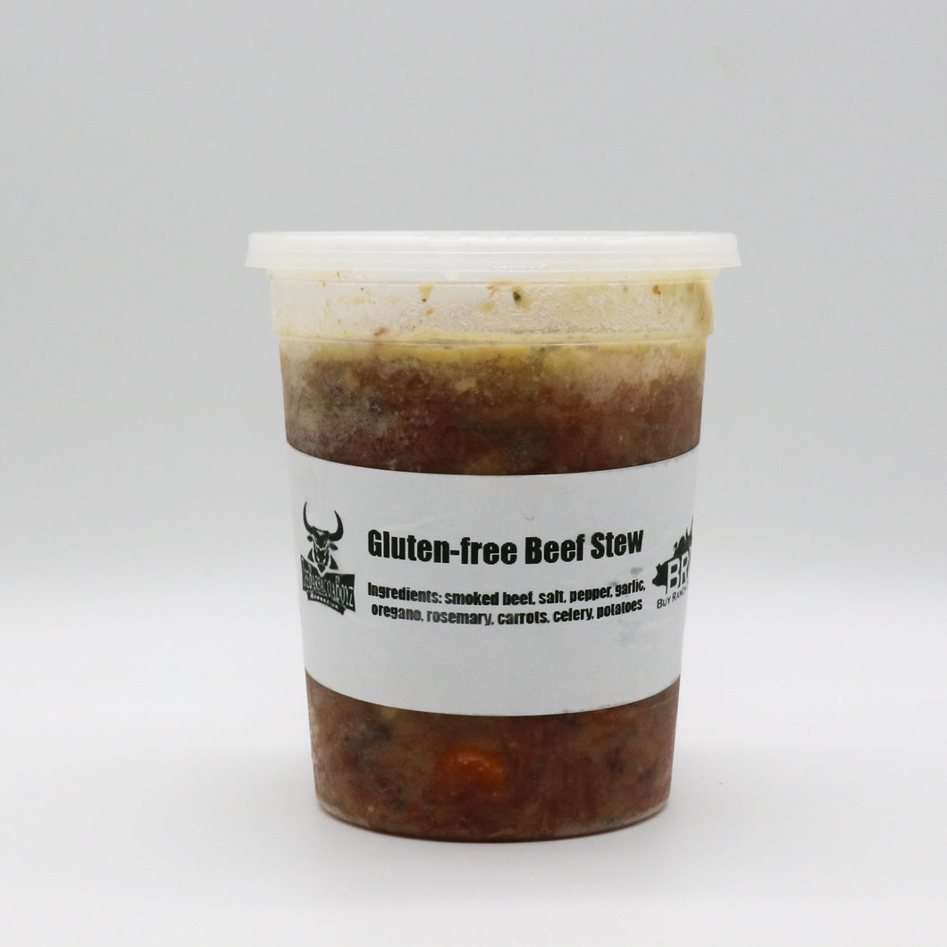 Smoked Beef Stew by Barbacoa Boyz - 1 qt