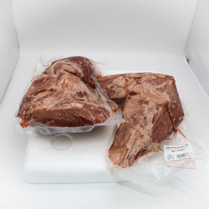 Beef Triangle (AKA Tri-Tip) - Bundle Pack - 7-8 lbs