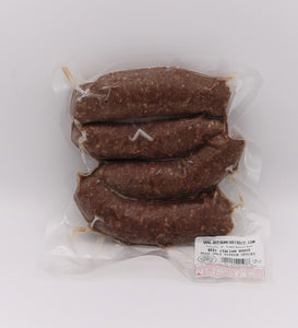 Beef Boost Italian Sausage - Links - 1.0 lbs
