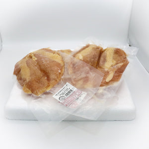 Chicken Breast, Boneless, Skin/On - Bundle Pack - 4-4.5 lbs