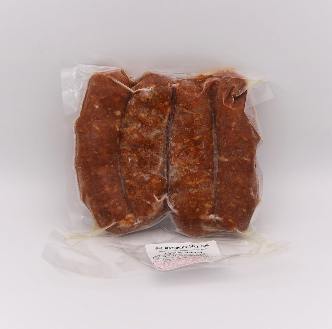 Chicken Chorizo - 1.0 lbs