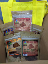 Beef Jerky 5 ct Variety Box - PLUS 1 FREE BONUS JERKY, ALL DECEMBER LONG!!!