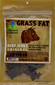 - Beef Jerky - Original - 3 oz