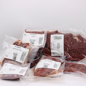 Ultimate Freezer Filler *  25 LBS BEEF * Under $250