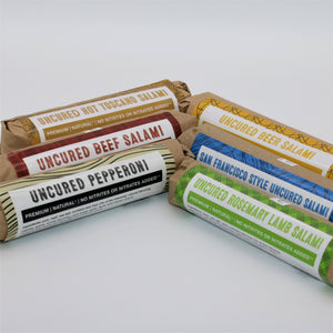 All-Natural Salami Variety Box