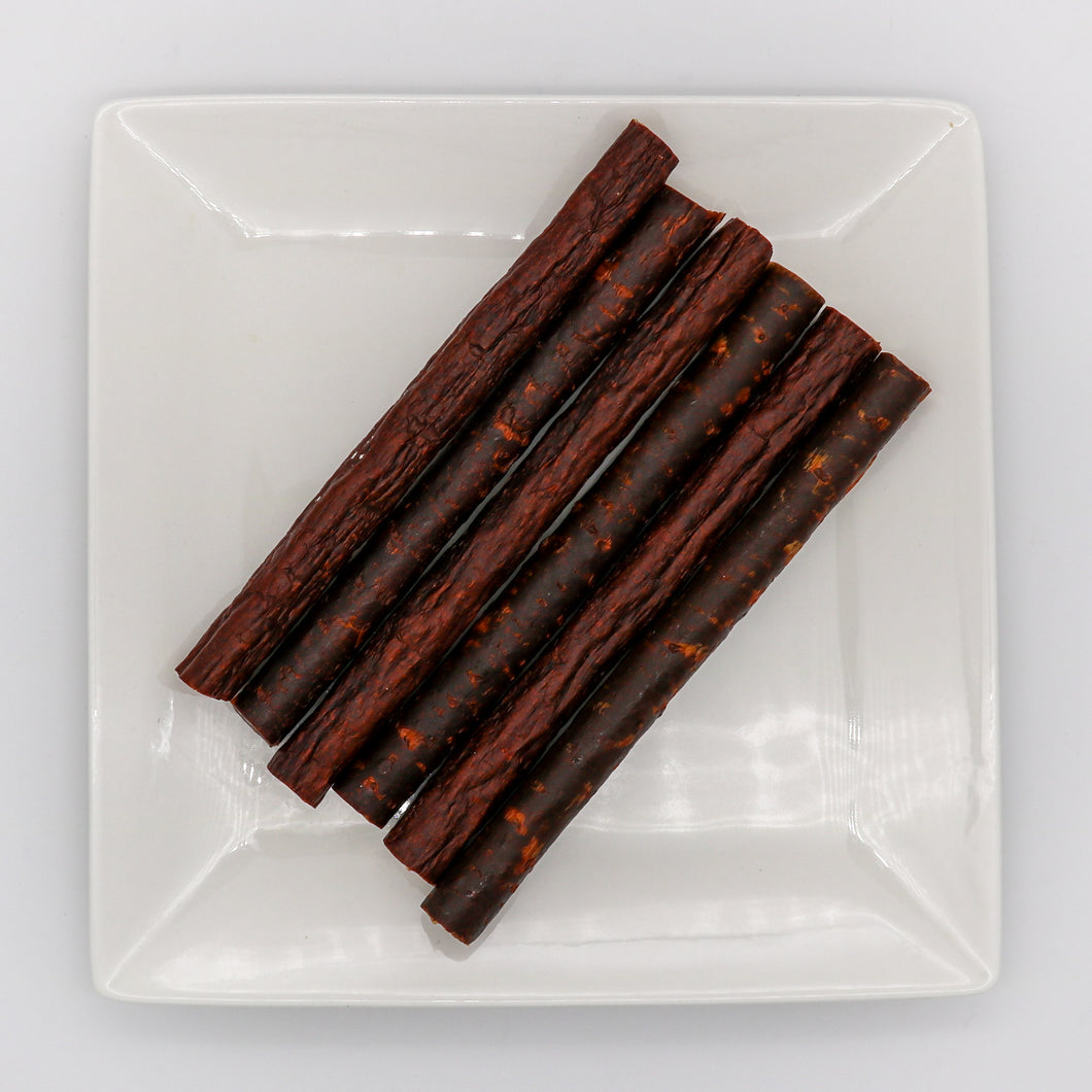 Yak Pepperoni Sticks - Bundle Pack - 1.0+ lbs