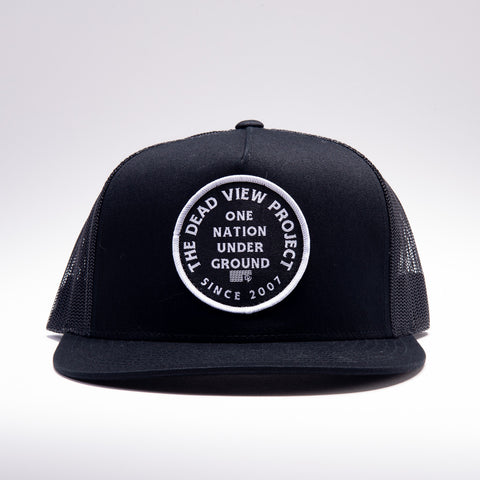 One Nation - Mesh Snapback