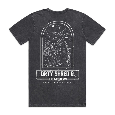 Dead View X Drty Shred Co - Tee