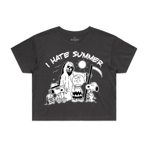 I Hate Summer - Crop
