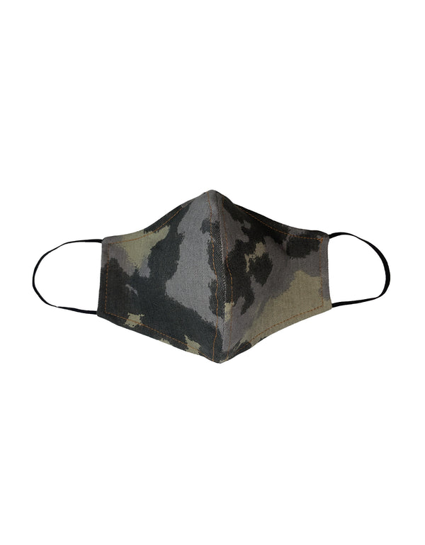 Cloth Masks - Camo Jacquard