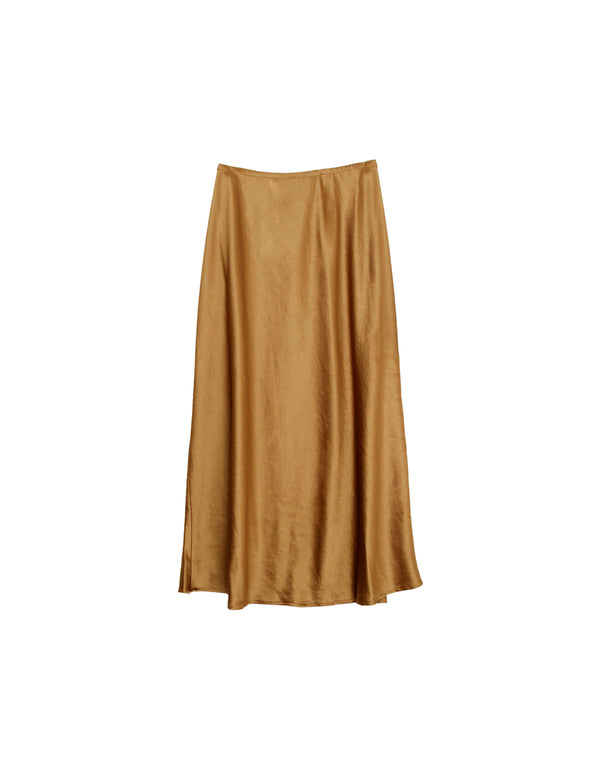 AMBER TURNER BIAS SKIRT