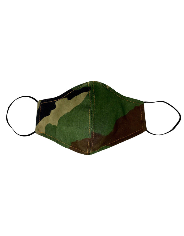 Cloth Masks - Classic Camo