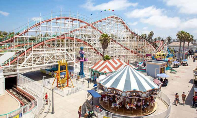Belmont Park - TLC Luxury Transportation - photo by Smart Destinations