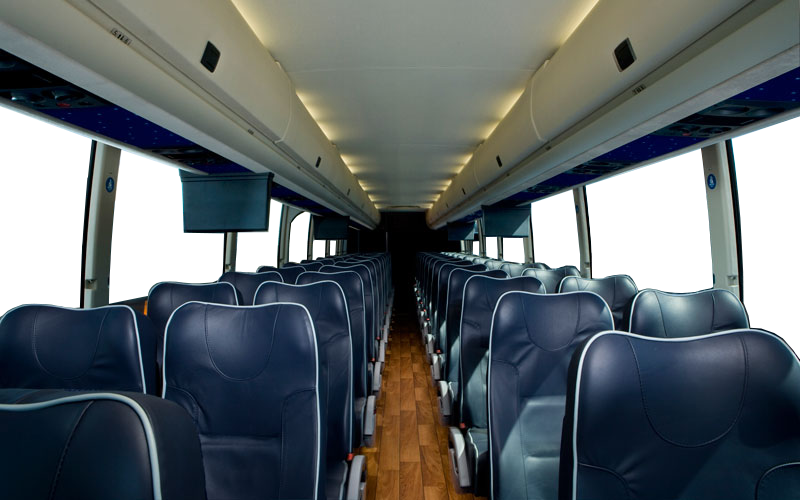 Los Angeles Charter Bus