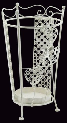 Heart Design Umbrella Stand