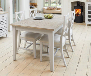 balance extending dining table