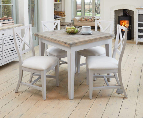 Balance Square Extending Dining Table