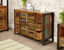 Load image into Gallery viewer, city vibe 6 drawer sideboard