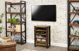 city vibe entertainment cabinet