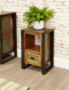 City Vibe Lamp Table / Bedside Cabinet