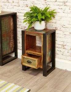 city vibe lamp table bedside cabinet