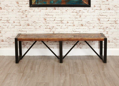 City Vibe Large Dining Bench