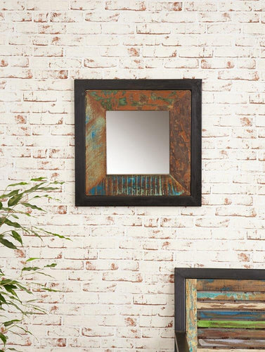 City Vibe Mirror Small (Hangs landscape or portrait)