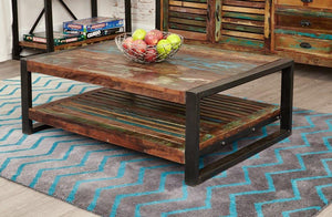 City Vibe Rectangular Coffee Table