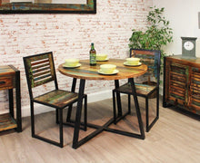 Load image into Gallery viewer, city vibe round dining table 100cm