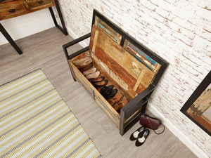 city vibe storage monks bench with shoe storage