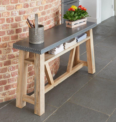Cool Factory Console Table