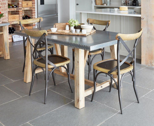 Cool Factory Dining Table