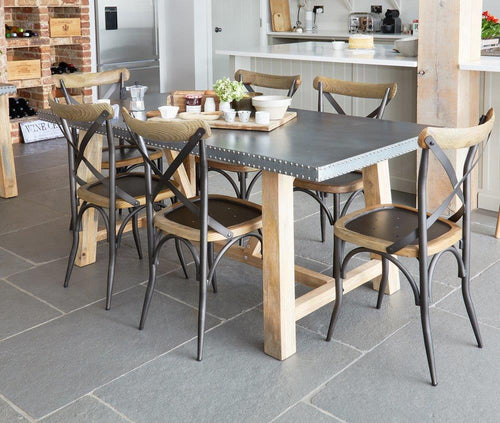 Cool Factory Large Dining Table