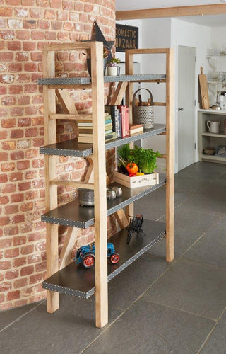 Cool Factory Large Open Bookcase